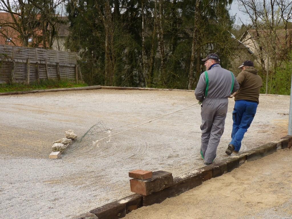 Commune de nancray le village nature dans le doubs vie for Quel gravier pour terrain de petanque